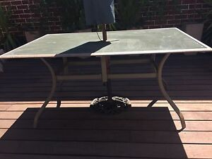 Outdoor dining table Mooroolbark Yarra Ranges Preview