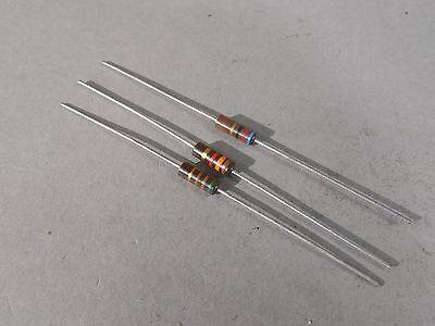 Mixed Lot Of 300 Allen-bradley Resistor 12 Watt 62 510 1.3k Ohm