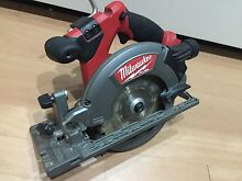 Milwaukee M18 FUEL™ Cordless Circular Saw (M18 CCS55) Brunswick East Moreland Area Preview