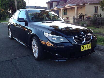 2006 BMW M SPORT 525 Greenacre Bankstown Area Preview