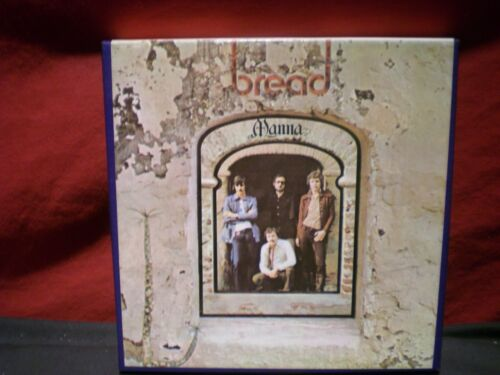 Bread  --  Manna  -  Reel To Reel Tape 7 1/2  Ips  - Guaranteed Sounds Great