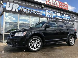2014 Dodge Journey R/T AWD*LEATHER*NAV*DVD*SUNROOF***