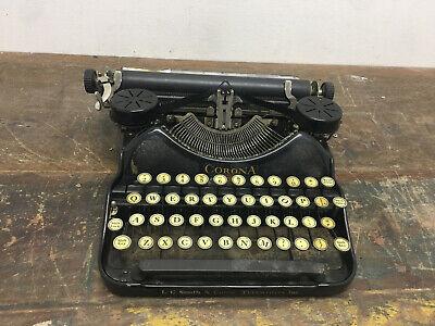 Antique Corona Portable Typewriter - NO case