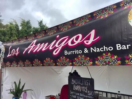 Los Amigos Burrito and Nachos Bar reduced $20k to $12k. Bargain!