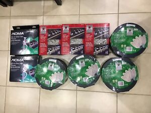 Brand New LED Outdoor Christmas Lights with Clips