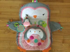 Bright Starts Tummy Time Prop n Play