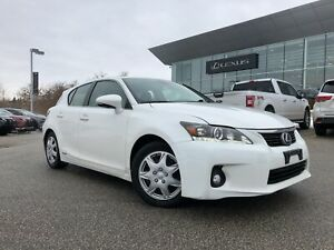 2012 Lexus CT 200h Base (CVT)