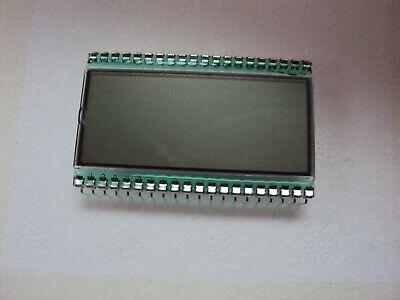 Lumex Lcd Numeric Display Module Lcd-h3x1c50tra 3 12 Digit Black On Gray Nos