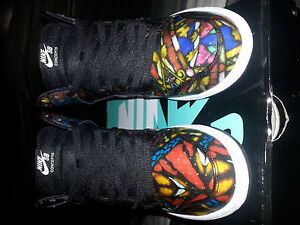 Nike Dunk SB Stain Glass. Size 11