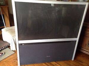 "Toshiba 60"" Rear Projection TV"