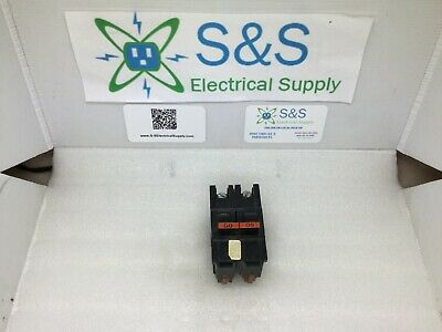 Fpe Federal Pacific Stab-lok Na Na250 50-amp 2-pole 50a 2p Circuit Breaker Thick