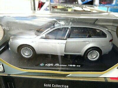 Motormax Alfa Romeo 159 SW Silver Wagon 1:18 sale Diecast model car new in box