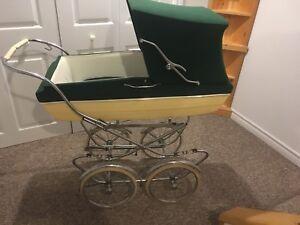 Vintage Peg Perego Pram Carriage