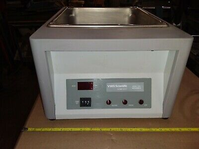 Vwr Scientific 1235 Pc Digital Water Bath
