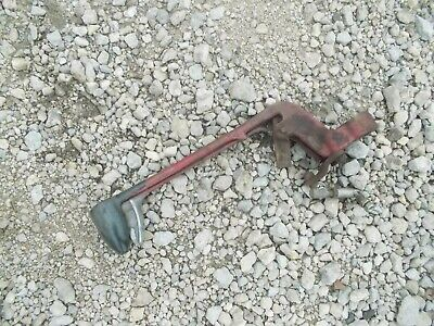 Farmall International 706 Ih Tractor Gear Range Shift Shifter Lever Linkage