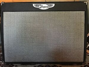 Traynor YCV-80 Tube Amp Celestions footswitch NOS Matched Tubes