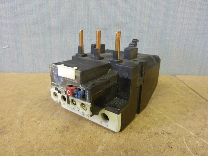 Telemecanique LRD3361 Thermal Overload Relay 55-70A (10450)