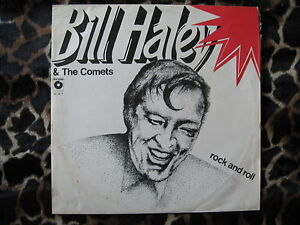 BIL HALEY & THE COMETS - ROCK AND ROLL - <span itemprop='availableAtOrFrom'>Skierbieszów, Polska</span> - BIL HALEY & THE COMETS - ROCK AND ROLL - Skierbieszów, Polska