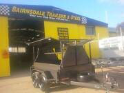 8 x 5 Tradie Trailer Bairnsdale East Gippsland Preview