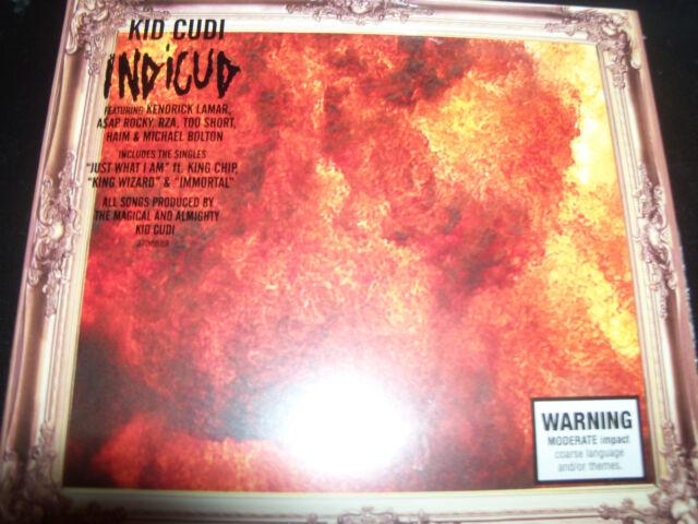 Kid Cudi Indicud (Australia) Digipak CD - New
