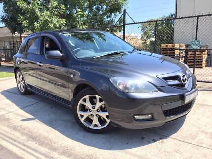 2007 Mazda 3 SP23 6Sp Manual Hatchback REGO AND RWC INCL Moorabbin Kingston Area Preview