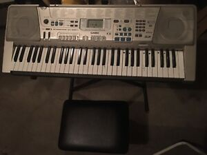 Casio electric piano - pending pick up