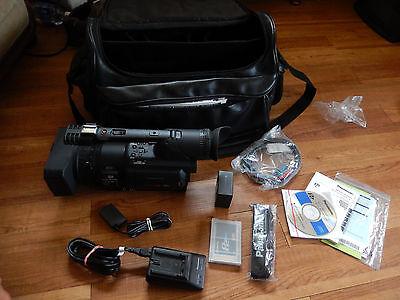 Panasonic AG-HVX205A / 200A P2 HD Camera - Only 6 hrs Operation
