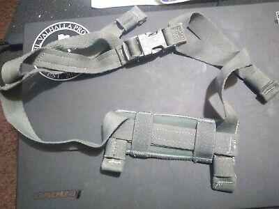 ACH Replacement Chin Strap, Advanced Combat Helmet 4 Point Strap, NO HARDWARE