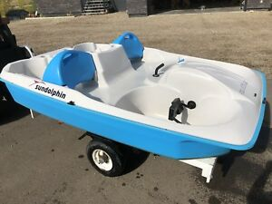 Sun Dolphin Pedal Boat
