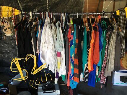 Ladies clothes, size 6-12