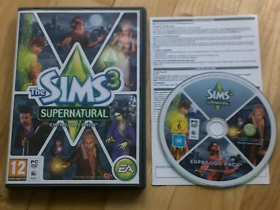 The Sims 3 Halloween (The Sims 3 Supernatural Expansion Pack PC Windows or MAC)