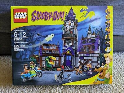 Lego Scooby-Doo Mystery Mansion (75904) New and Sealed