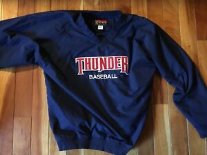 Kingston Thunder Baseball Pullover