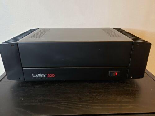 Hafler DH-220 MOSFET Power Amplifier. Near Mint