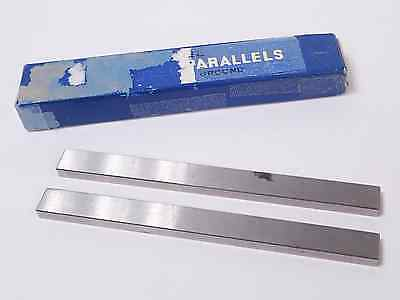 Wardson Precision Machinist Parallel Blocks 12 X 14 X 6 Lot Of 2