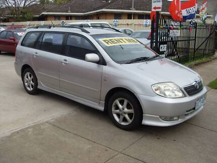 2002 Toyota Corolla WG Levin, Rent From $175pw RENTED BACK SOON Werribee Wyndham Area Preview
