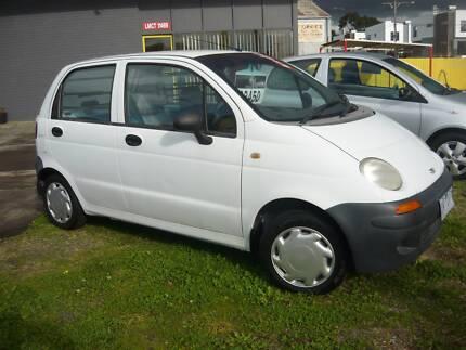 2001 Daewoo Matiz Van/Minivan Dandenong Greater Dandenong Preview