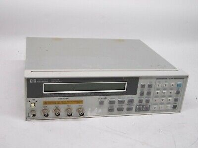 Agilent Hp 4263b 100 Hz To 100 Khz Lcr Meter - Not Working