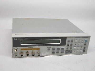 Agilent Hp 4263b 100 Hz To 100 Khz Lcr Meter - Not Working