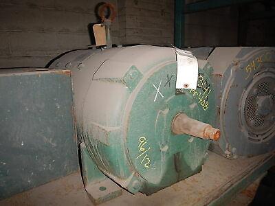 100 Hp Wer Dc Electric Motor 1200 Rpm Fr 408at Dpfvbb 240 V Eok