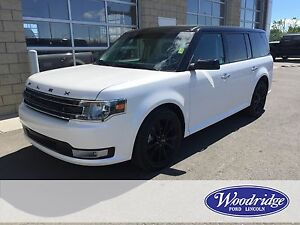 2017 Ford Flex SEL 3.5L V6, AWD, 7 PASS, NAV