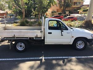 2002 Toyota Hilux 1 Year Rego Roselands Canterbury Area Preview