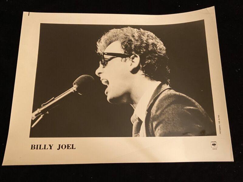 Original BILLY JOEL PRESS PHOTO