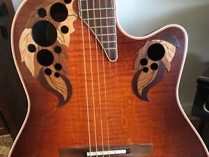 Ovation 1998 Collector's series