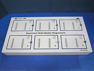 Bp Micro Actel Silicon 6x Concurrent Device Programmer Fp-actel-6