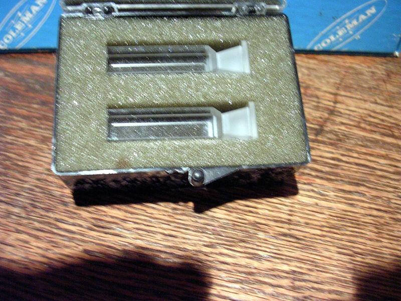 BECKMAN SQ CELL Cuvette NIR Graded LOT OF  2   5 mL