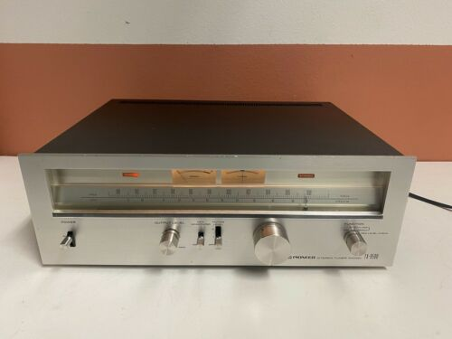 Pioneer TX-9500 Stereo Tuner, Excellent Condition!