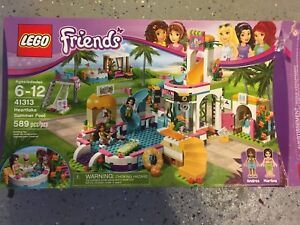 Lego Friends -- Various Sets with all Pieces and Instructions