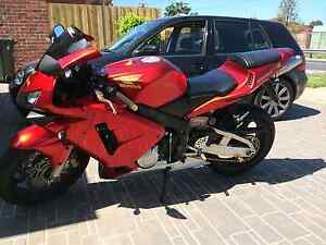 2003 Honda CBR600RR Glen Waverley Monash Area Preview