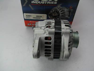 USA Industries A2891 Reman. Alternator - Fits 2000-2001 Mazda 626 2.0L 80 AMPS